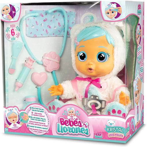 Immagine di Cry Babies Kristal con accessori