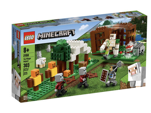 Immagine di Lego Minecraft L'avamposto del saccheggiatore