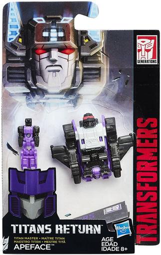 Immagine di Transformers Titans Return - Apeface