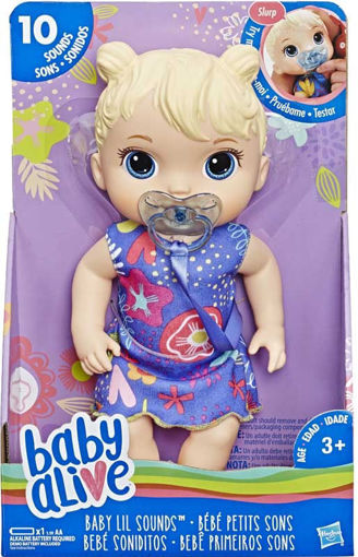 Immagine di Bambola Baby Alive - Baby Lil Sounds