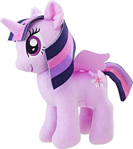 Immagine di Peluche My Little Pony unicorno lilla 25 cm