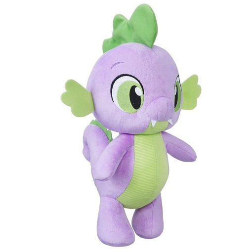 Immagine di Peluche My Little Pony drago lilla 25 cm