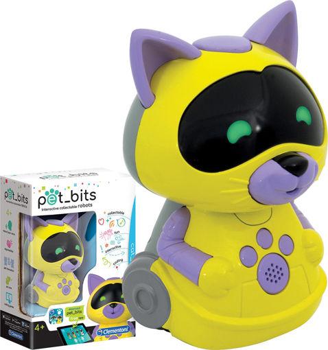 Immagine di Clementoni Sapientino Pet Bits Cat Robot interattivo