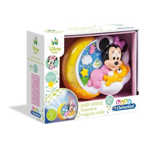 Immagine di Clementoni Baby Minnie Proiettore Magiche Stelle