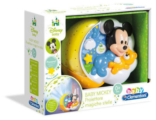 Immagine di Clementoni Baby Mickey Proiettore Magiche Stelle