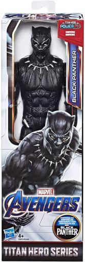 Immagine di Black Panther personaggio 30 cm