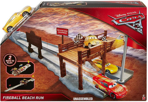 Immagine di Disney - Cars 3 Pista di Fireball Beach
