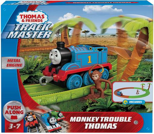Immagine di Il Trenino Thomas - Playset Avventura nella Giungla