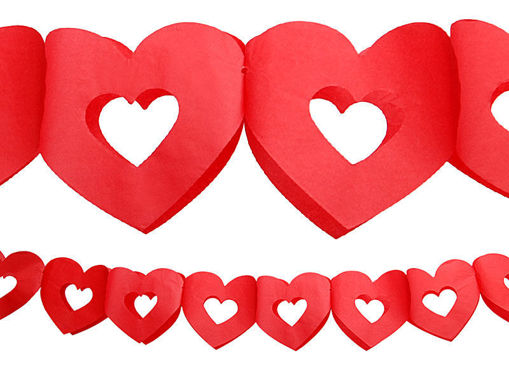Festone  cuore