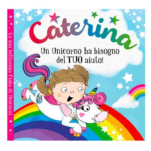 Immagine di Libro fiaba personalizzata - Caterina