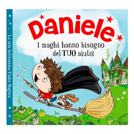 Immagine di Libro fiaba personalizzata - Daniele