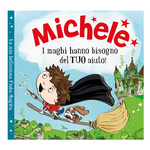 Immagine di Libro fiaba personalizzata - Michele