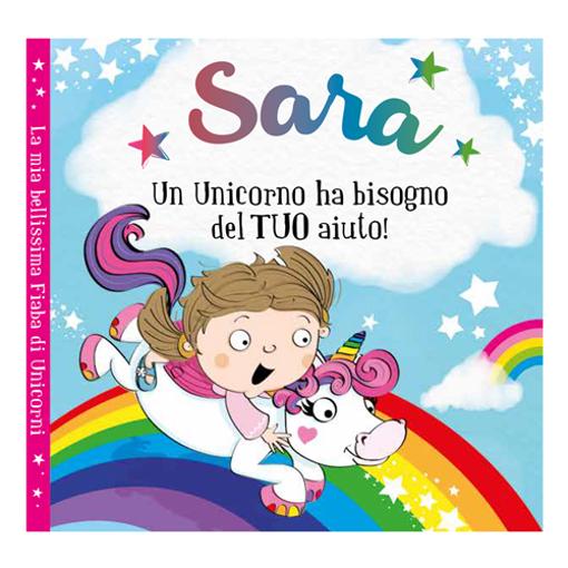 Immagine di Libro fiaba personalizzata - Sara