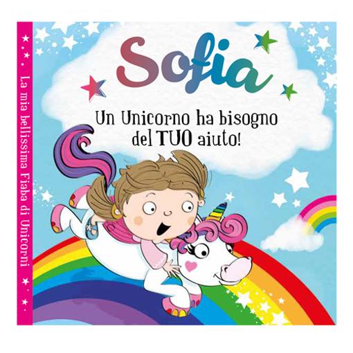 Immagine di Libro fiaba personalizzata - Sofia