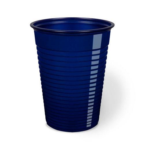 Immagine di Bicchieri 200 cc Fiesta Blu 50 pezzi