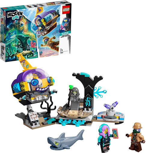 Immagine di Lego Hidden Side Sottomarino