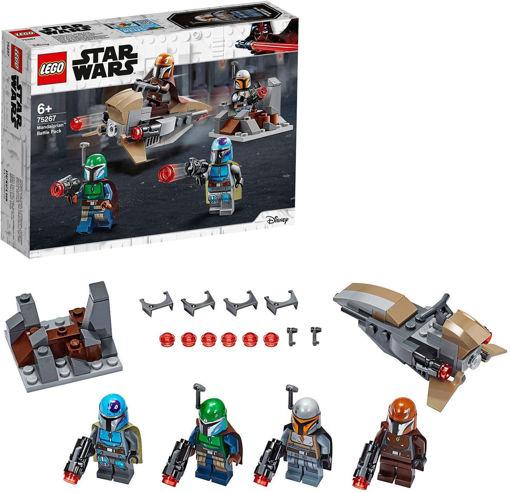 Immagine di Lego Star Wars Battle Pack Mandalorian