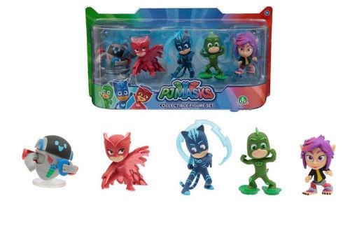 Immagine di Super Pigiamini - Pj Masks set 5 personaggi