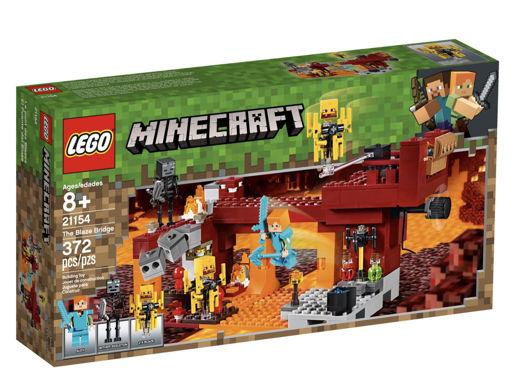 Immagine di Lego Minecraft Il Ponte del Blaze