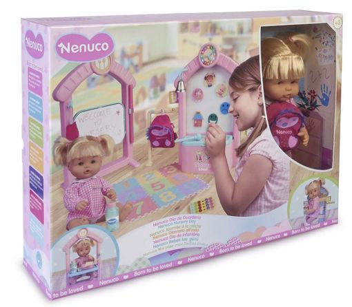 Immagine di Bambola Nenuco Asilo per Bambini
