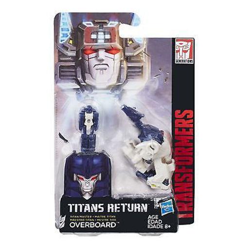 Immagine di Transformers Titans Return - Overboard