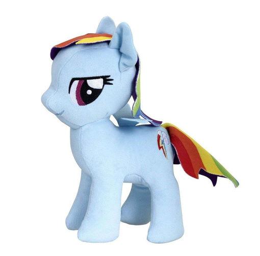 Immagine di Peluche My Little Pony Arcobaleno 25 cm