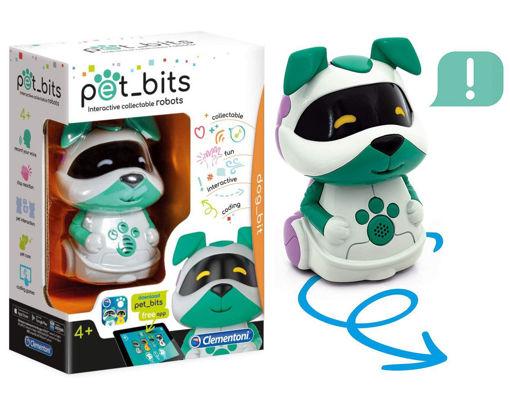 Immagine di Clementoni Sapientino Pet Bits Dog Robot interattivo