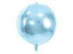 Immagine di Palloncino Mylar Sfera 16'' 40 cm Azzurro