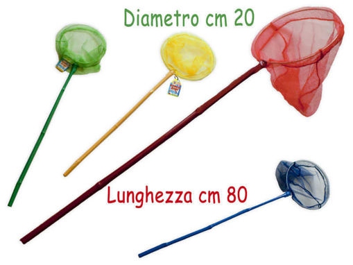 teorema Retino Bambù 20 cm lunghezza 80 cm