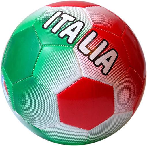 Pallone Calcio in pvc Italia taglia 5