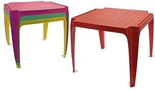 Tavolo in plastica per bimbi