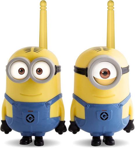 toys one Coppia Walkie Talkie Minions