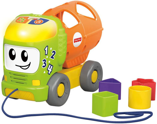 Fisher Price Camioncino cerca forme