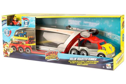 Mickey Mega Trasportatore e veicolo