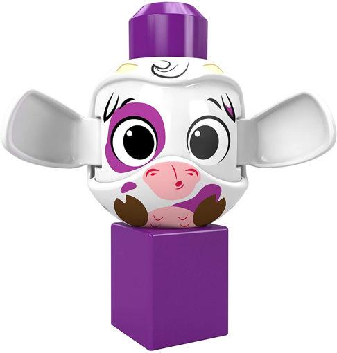 Mega Bloks Bubu Cuccioli Mucca