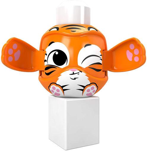 Mega Bloks Bubu Cuccioli Tigre