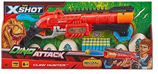 X-Shot Dino Attack Claw Hunter