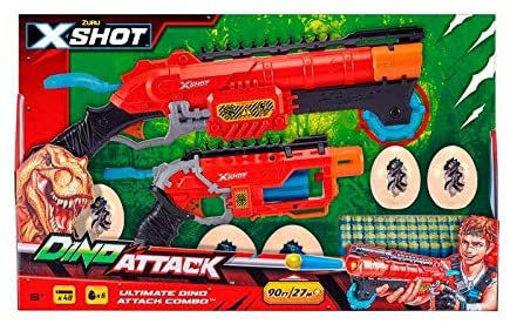 X-Shot Dino Attack Combo Pack