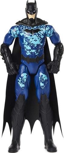 Batman personaggio 30cm Tech Blu