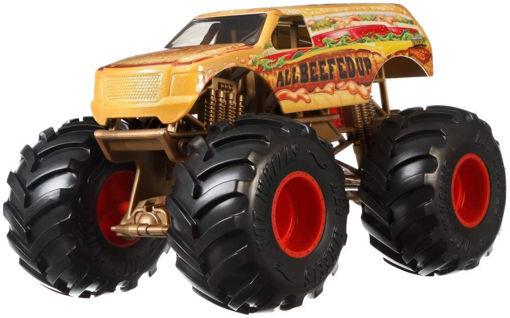 Hot Wheels Monster Trucks 1:24