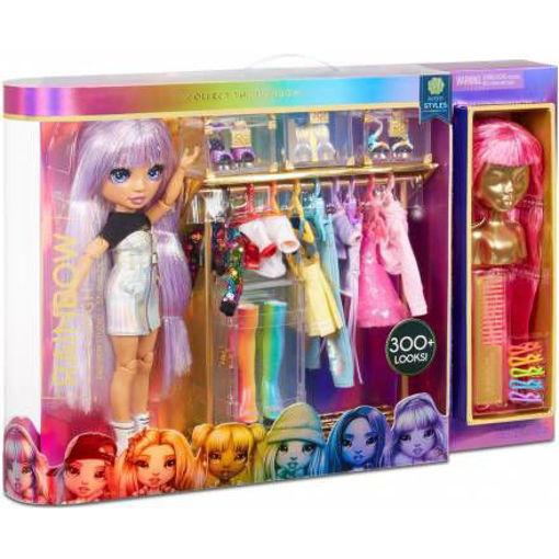 Rainbow High Fashion Studio con bambola