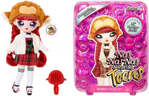 Na Na Na Surprise Teens Doll Samantha Smartie