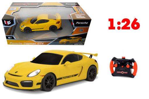 Porsche Cayman GT4 radiocomando 1:26
