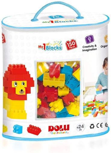 Sacca Costruzioni My First Block 150 pezzi