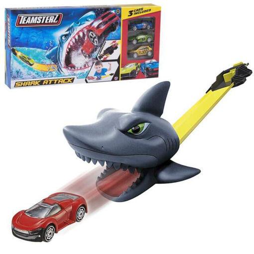 Teamsterz pista Shark attack con 3 auto