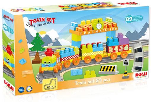 Set Primo trenino costruzioni