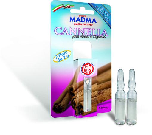 2 Fiale da 2 grammi di Aroma Cannella