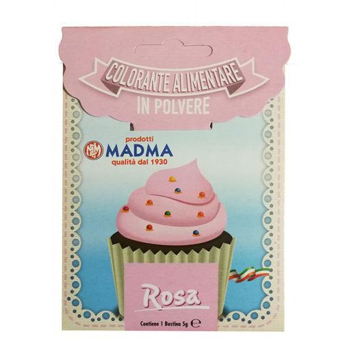 Colorante in polvere da 5 grammi Rosa