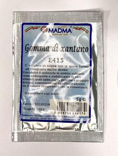 Busta di gomma di xantano da 5 grammi