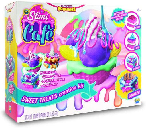 Kit Slime Crea Dolci